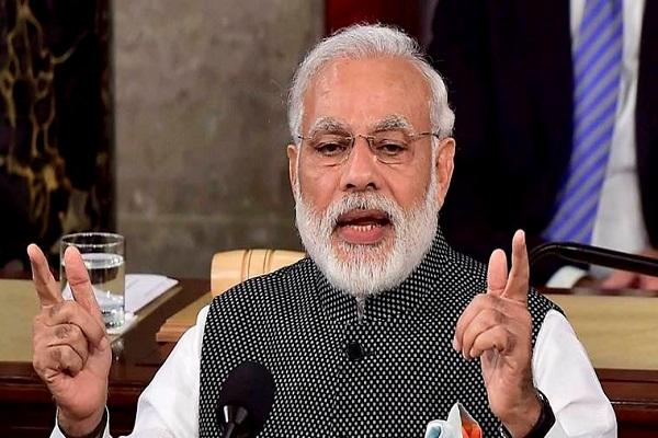 'मोदी चाहते हैं कि भाजपा सांसद नोटबंदी के फायदों का प्रचार करें'