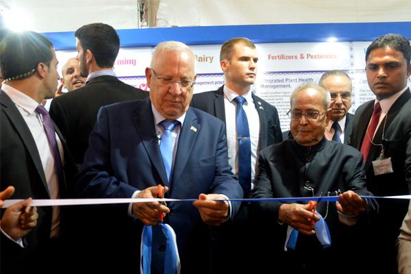 दो देशों के राष्ट्रपति एक साथ मिलकर किया CII का उद्घाटन, देखिए तस्वीरें