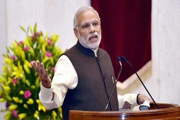 सार्वजनिक जीवन में सक्रिय लोग भ्रष्टाचार और कालेधन का कर रहे हैं समर्थन : PM मोदी