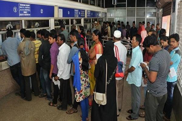 नोटबैन: रेल टिकट बुक करवाने वालों को मोदी सरकार ने दी बड़ी राहत