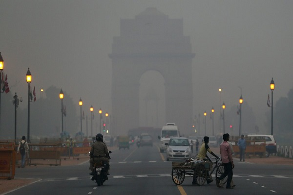 पिछले साल भारत में वायु प्रदूषण से चीन की की तुलना में भारत में ज्यादा मौतें