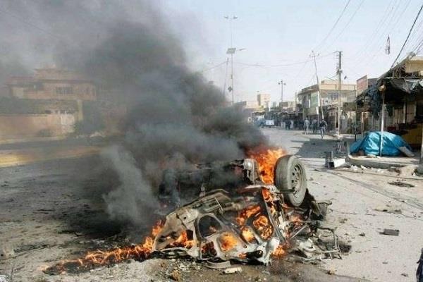 बगदाद में ट्रक बम धमाके में 80 लोगों की मौत