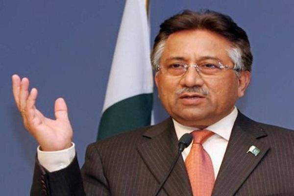 नोटबंदी का मोदी का फैसला ऐतिहासिक: मुशर्रफ