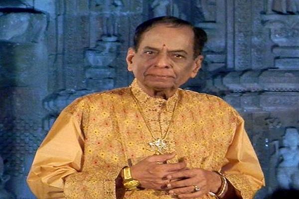 प्रख्यात गायक बालामुरली का निधन, संगीत प्रेमियों में दौड़ी शोक की लहर