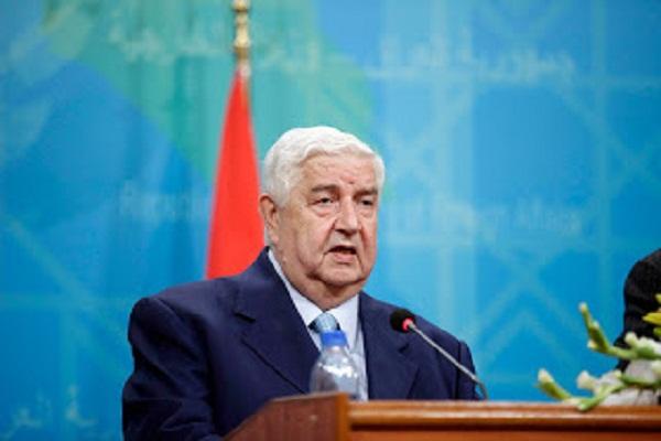 'सीरिया को विश्वास, ट्रंप विद्रोही गुट को समर्थन बंद करेंगे'