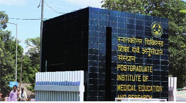 पी.जी.आई. चंडीगढ़ के निदेशक पैनल पर ब्रेक