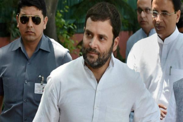 राहुल गांधी के साथ सीधे तौर पर जुड़े 6 नौजवानों को दी टिकट