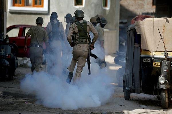 मणिपुर में आतंकी मुठभेड़ में 2 पुलिसकर्मी शहीद, 6 घायल