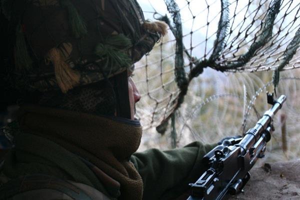 पाकिस्तान की नापाक हरकत, पुंछ में फिर किया सीजफायर का उल्लंघन