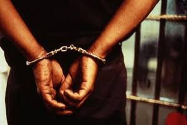 नकली ड्रग इंस्पैक्टर बन ठगी करने वाले गिरफ्तार