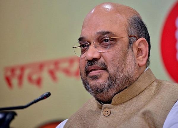 पार्टी नेताओं पर भड़के अमित शाह, कहा- ये मनमोहन सिंह की सरकार नहीं