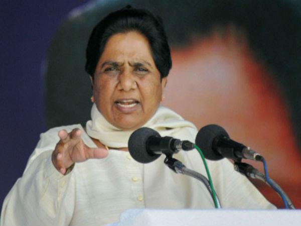 अयोध्या में जानबूझकर 6 दिसम्बर को ध्वस्त किया गया था बाबरी ढांचा: मायावती