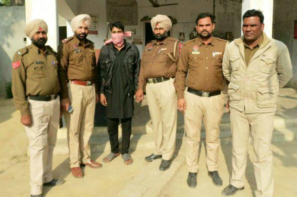 वांछित भगौड़ा गिरफ्तार