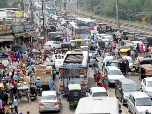 विधानसभा हलका बरनाला- 10 सालों से ट्रैफिक की समस्या से जूझ रहा जिला