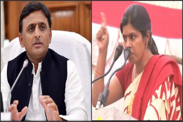 अखिलेश बेबस और लाचार मुख्यमंत्री, उनमें निर्णय लेने की क्षमता नहीं: स्वाति सिंह