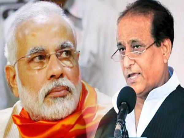 PM मोदी ने हर इंसान को अपने पैसे के लिए ही बना दिया भिखारी: आज़म