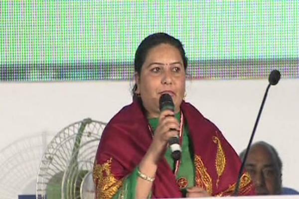 विधानसभा हलका भोआ (आरक्षित) सीट से विधायक सीमा कुमारी का रिपोर्ट कार्ड