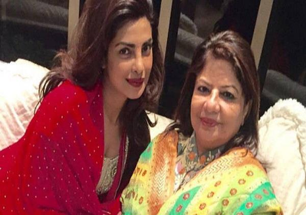 priyanka chopra mother  madhu chopra special interview