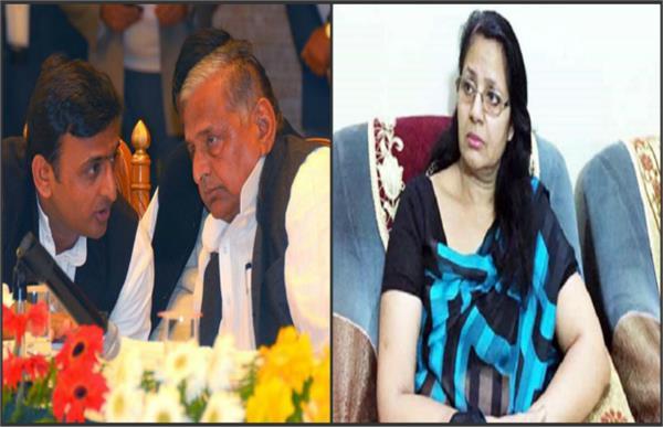 सीमा सिंह का दावा-यूपी की सत्ता में दोबारा नहीं आएगी समाजवादी पार्टी