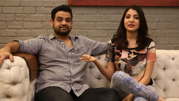 anushka sharma say filluri film is full of romantic drama and madness