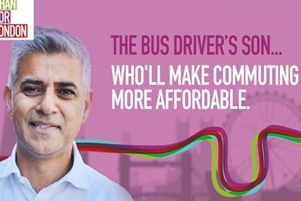 मोदी कार्ड पर भारी पड़े सादिक खान, बनेंगे लंदन के पहले मुस्लिम मेयर!