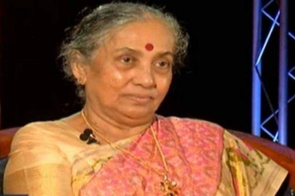 कांग्रेस की वरिष्ठ नेता मारग्रेट अल्वा ने सोनिया गांधी पर लगाए गंभीर आरोप