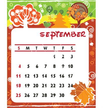 राशि अनुसार जानें सितंबर की Lucky Dates, Unlucky Dates पर रहें सावधान!