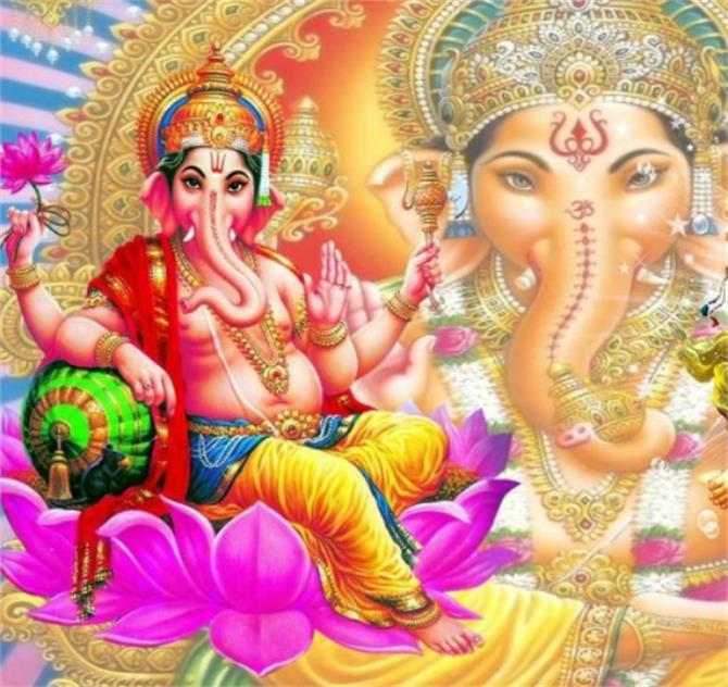 गणेश जी के जन्म से जुड़ी हैं ये पौराणिक कथाएं जानिए, कैसे गजमुख हुए गणनायक