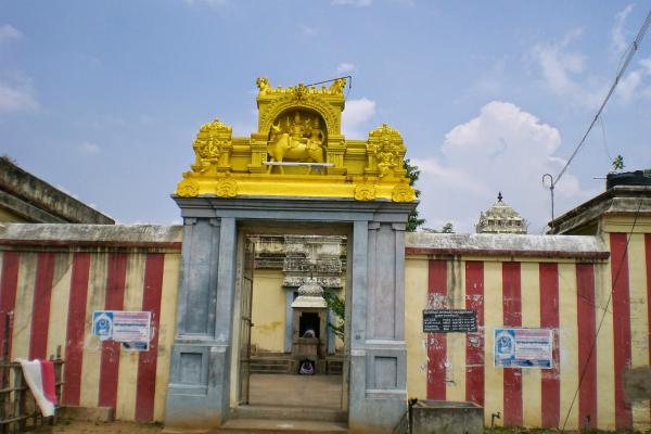 PIX: दुनिया का एकमात्र मंदिर, जहां नर मुख में विराजमान हैं गणपति बप्पा