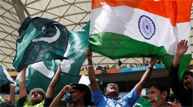 अब फैंस नहीं देख पाएगें भारत और पाकिस्तान का मैच