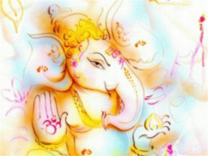विवाह का प्रस्ताव ठुकराने पर देवी ने दिया श्राप, दो पत्नियों के पति बने श्री गणेश