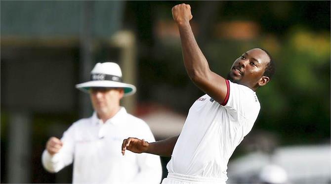 पाकिस्तान के खिलाफ 3 टैस्ट मैचों की सीरीज के लिए वेस्टइंडीज टीम का ऐलान