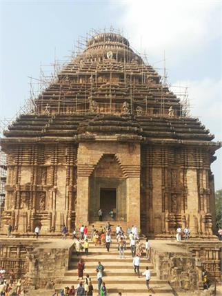 भारत के अद्भूत मंदिर, सूर्य ग्रहण का कोई प्रभाव नहीं पड़ता