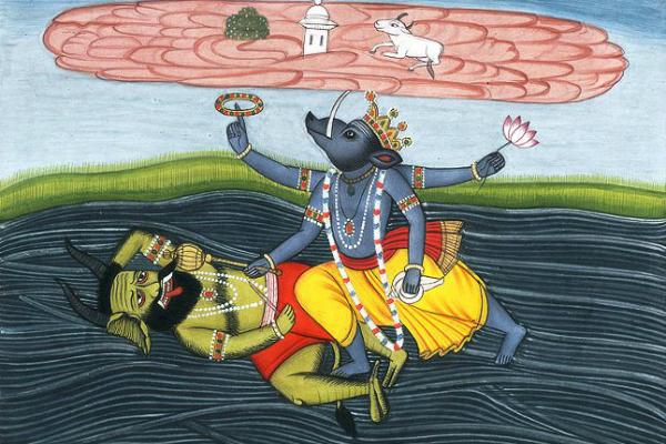 बैकुंठ का प्रहरी बना दैत्य, भगवान विष्णु ने उसकी रक्षा के लिए किया कुछ ऐसा...
