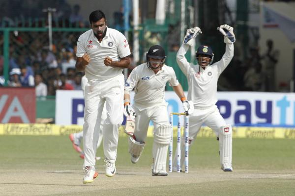 500वें ऐतिहासिक टेस्ट में स्टार स्पिनर अश्विन ने रचा इतिहास