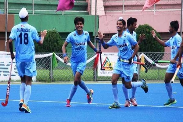 भारत बना अंडर 18 एशिया कप चैंपियन