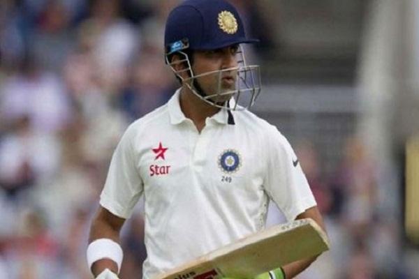 गंभीर की दो साल बाद टीम इंडिया में वापसी, जयंत यादव नया चेहरा
