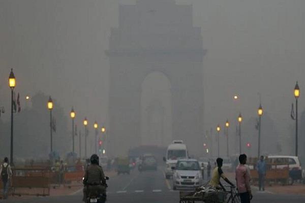 दिवाली से पहले ही दिल्ली की आबोहवा 'खराब': सरकार