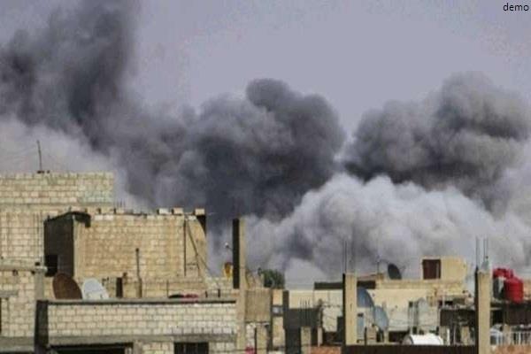 विस्थापित सीरियाई लोगों पर IS का हमला, 18 की मौत
