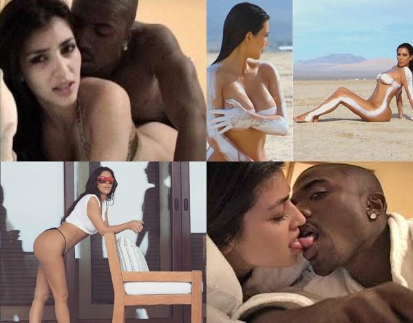 kim kardashian unknown facts