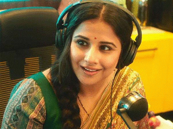 vidya balan decided to give up her love