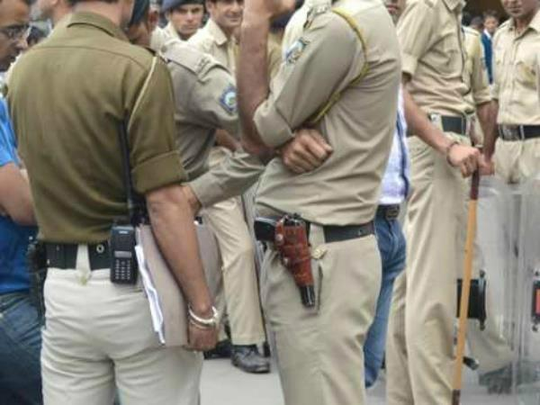 विधानसभा चुनावों के चलते पुलिस ने कसी कमर, इस जिले में लगाए 18 नाके