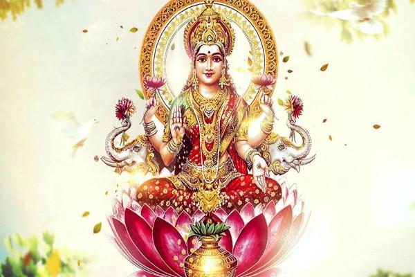 दीपावली पर घर ले आएं लक्ष्मी चरण पादुका, होंगे चमत्कारी लाभ