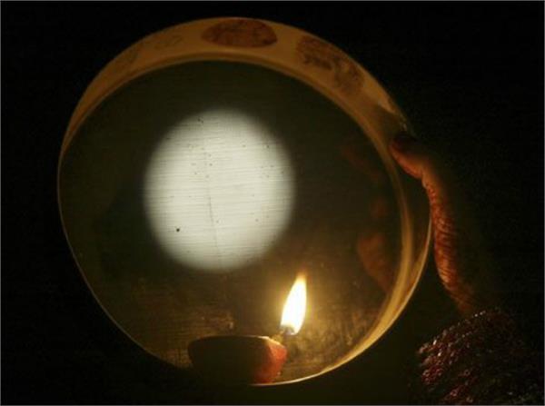 करवाचौथ स्पैश्ल: जानें, कब होगा चांद का दीदार