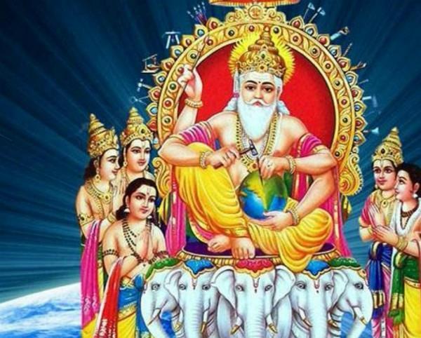 विश्वकर्मा जयंती आज:धन-धान्य की अभिलाषा पूरी करते हैं देवताओं के इंजिनियर
