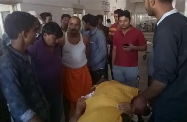 लुधियाना के बाद यूपी में भी RSS कार्यकर्ता की हत्या, अज्ञात बदमाशों ने गोलियों से भूना