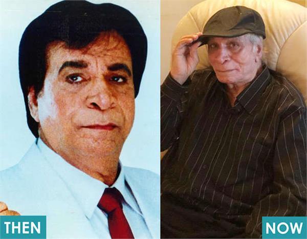 kader khan 79 years look like