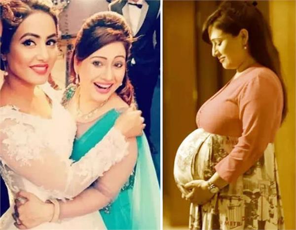 pooja joshi became a mother