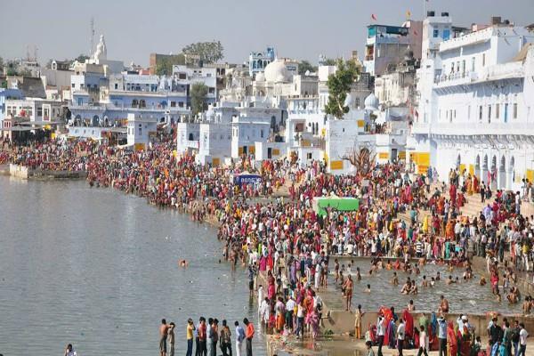 पंचतीर्थ स्नान आरंभ: 33 करोड़ देवी-देवताओं के साथ ब्रह्मा जी का रहेगा वास