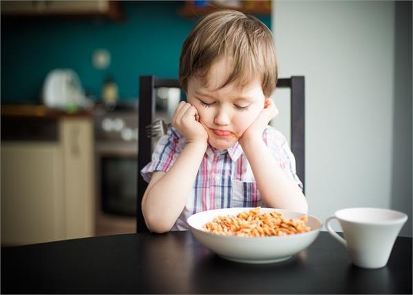 इन्हीं वजहों से बच्चों को कम लगती है भूख
